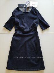 Платье Armani Jeans Италия джинсэластан Новая коллекция Будьте стильными