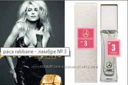 женская парфюмерная вода Lambre 3 - Lady Million от Paco Raban