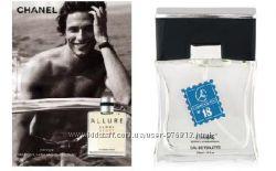 мужская туалетная вода Ламбре 18 - Allure Homme Sport от Chanel