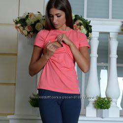 кофточки, блузы, футболки для беременных и кормящих мам