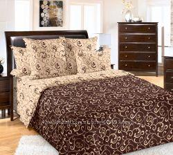 постельное белье из перкали - люкс качество все размеры и комплектация