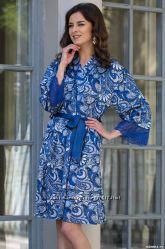 Коллекция сорочек и халатов Violetta Mia-Mella Италия большие размеры