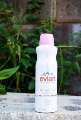 Термальная вода Evian