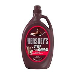 Шоколадный сироп Chocolate Syrup, 1, 36 кг из США