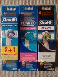 Насадки Braun Oral-b  оригинальные