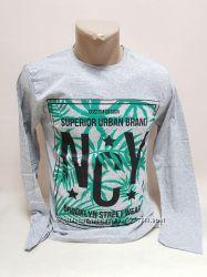 Новый Лонгслив, Мужская футболка с длинным рукавом р 42, 44, 46, 48, 50