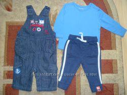 Одяг для хлопчика 0-6 міс