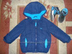 Демісезонна курточка Bluezoo