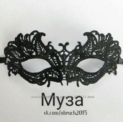 Кружевные маски, маска, ушки кролика, ушки котика, Микки Минни Маус