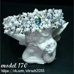 Ободок, тиара, диадема в стиле Dolce &Gabbana Дольче Габбана