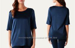 Полностью шелковые блузы INTIMISSIMI с рукавами р. S, M, L