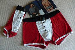 Мужские боксеры INTIMISSIMI с веселым дизайном размер S, L