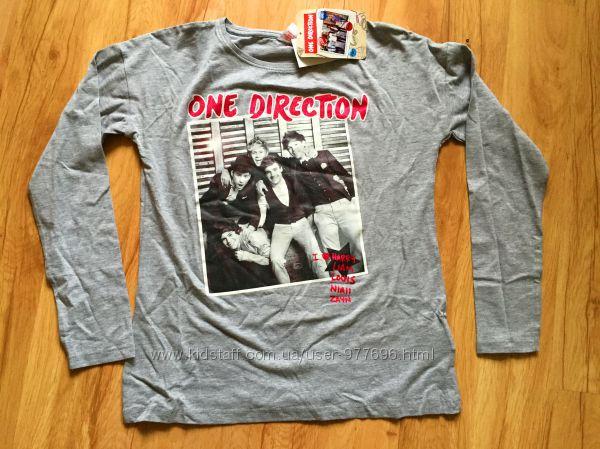 Красивущая футболка ONE DIRECTION для девочки от французкого бренда KIABI
