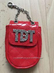 Мини сумочка на ждинсы для модницы от бренда To be too Италия