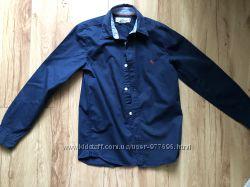 Стильная Рубашка бренда H&M для мальчика 146-150 см
