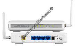 Модем ASUS DSL-G31 с Wi-Fi