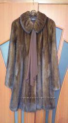 Итальянская норковая шуба Ciolini. 1976. размер 48-50