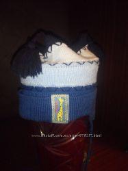 Породам зимнюю и демисезонную шапку на мальчика
