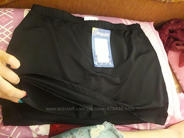 юбка для велопрогулок, тенниса, с этикеткой