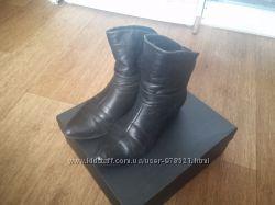 Ботинки в хорошем состоянии 37р