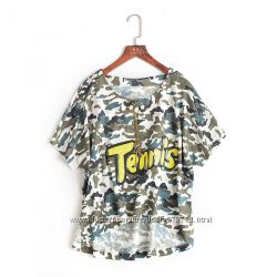 классная блузка милитари