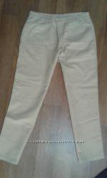 льняные мужские брюки состояние новых