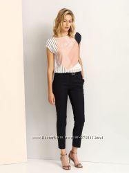 фирменная блуза с опущенными плечами