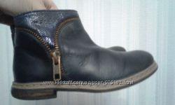 стильные ботинки woeffies для девочки