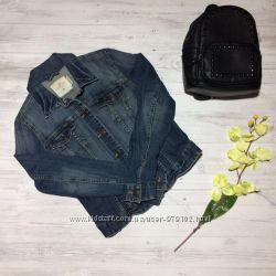 куртка джинс Blue collection