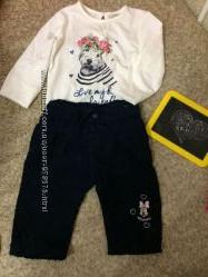 6e0be137800 модні штанішки Disney для дівчинки 6 міс