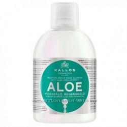 Шампунь для волос Kallos Aloe 1л. Киев