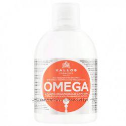Шампунь для волос Kallos 1л. Omega с комплексом Омега-6 Киев