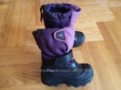Ботинки канадской фирмы Tundra, размер 10.