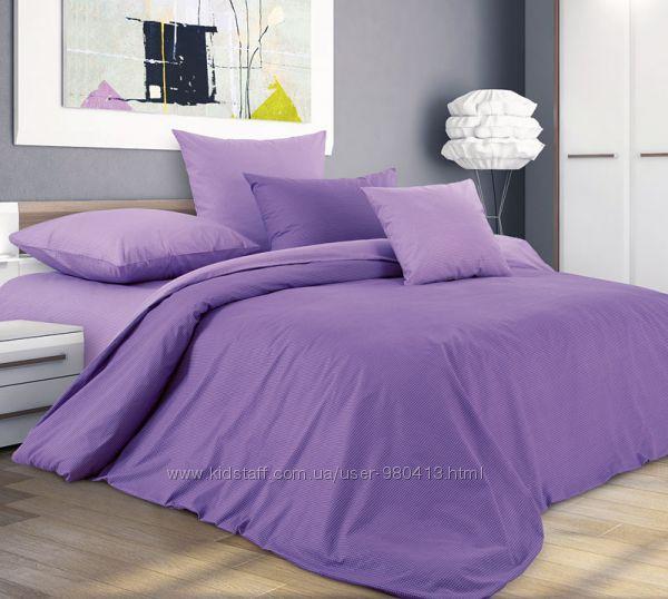 Стильное постельное белье из перкаля