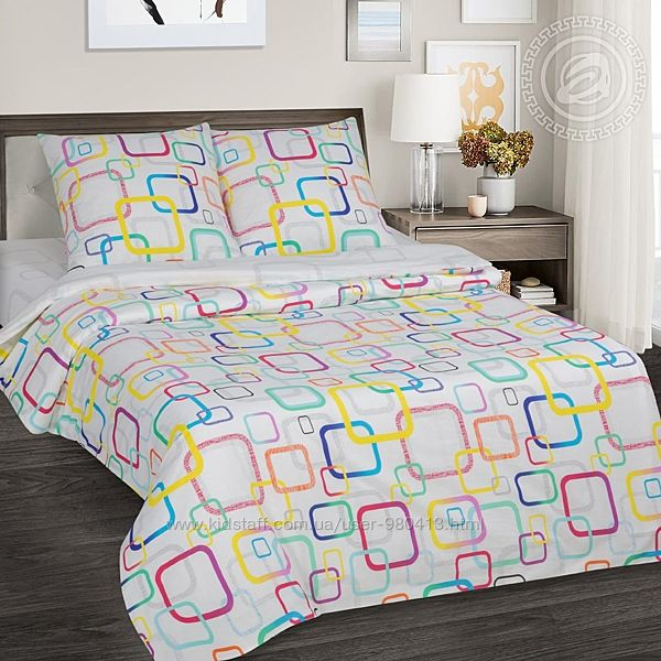 Качественное постельное белье из поплина, натуральная ткань