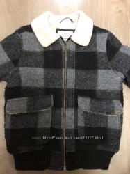 Пальто Куртка Zara 7 лет