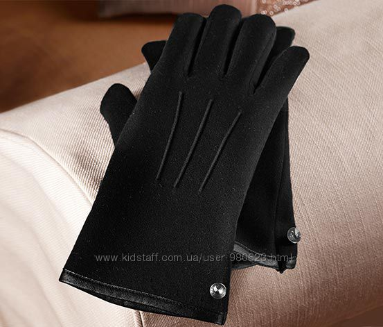 Теплые перчатки ТСМ tchibo