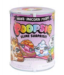Оригинал Poopsie Slime Surprise Poop Pack Series 1-2 Пупси слайм