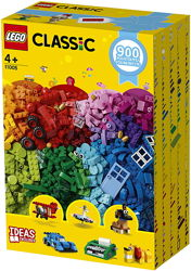 Конструктор LEGO Classic 11005, Веселое творчество 900 деталей