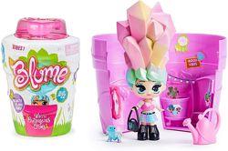 Оригинал Skyrocket Blume Doll, Кукла-сюрприз Блум растет, сквиш