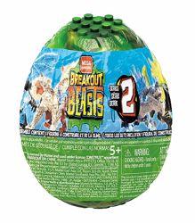 Дракон в яйце со слаймом Mega Construx Breakout Beasts Оригинал
