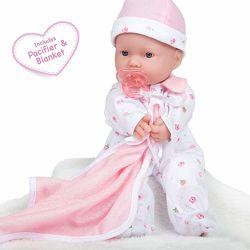 Оригинал Реалистичный пупс La Baby by Berenguer, JC Toyc 28 см