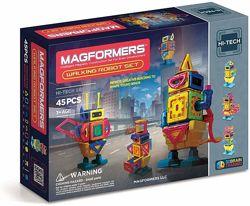 Оригинал Magformers Walking Robot Магнитный конструктор Шагающий робот