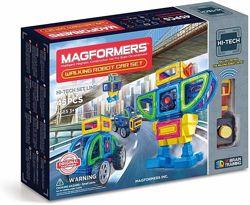 Оригинал Magformers Walking Robot Магнитный конструктор трансформер