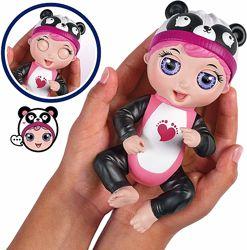 Оригинал Интерактивная куколка Tiny Toes, Unicorn, Panda. Fingerlings