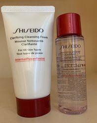Shiseido Clarifying Shiseido Treatment Softener оригинал из США