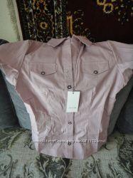деловая блузка новая с биркой