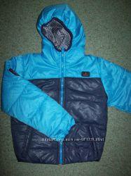 демисезонная  курточка на рост 122-128
