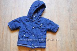 куртка деми pippi Дания на рост 74см