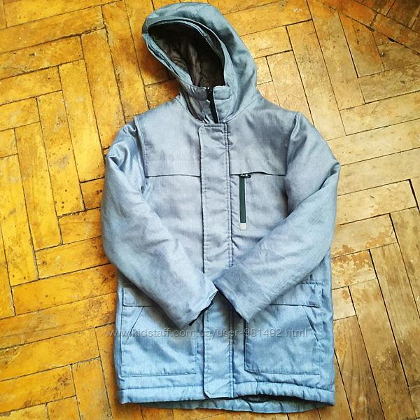 Куртка Парка Next Еврозима 10 лет на 140см